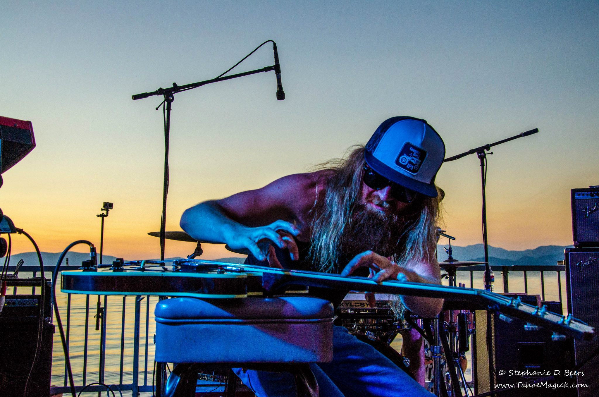 8.20 | Scott Pemberton + 4 Piece Puzzle @ Lakeview Commons | South Lake Tahoe | California | United States
