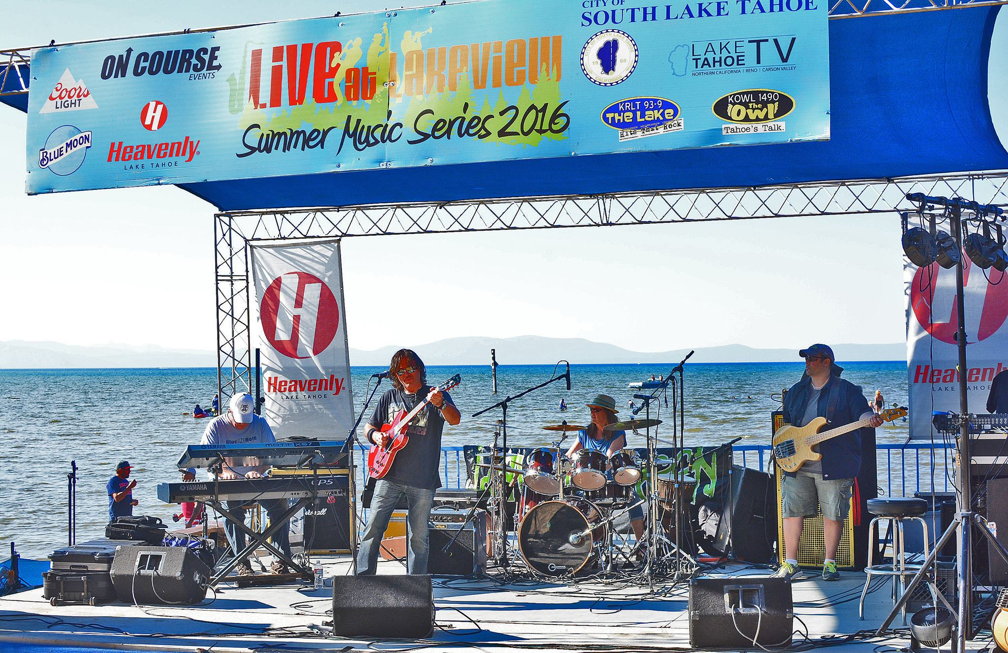 Live at Lakeview Series Finale @ Lakeview Commons | South Lake Tahoe | California | United States