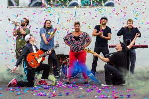 Dirty Revival + Funktronik @ Lakeview Commons | South Lake Tahoe | California | United States
