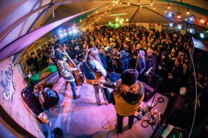 Old Salt Union + The Young Fables @ Lakeview Commons | South Lake Tahoe | California | United States